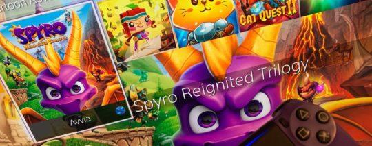 SpyroReignitedTrilogy-copertina
