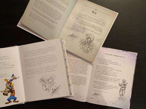 ArtbookdiKingdomHearts TetsuyaNomura