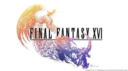 FinalFantasyXVI Logo
