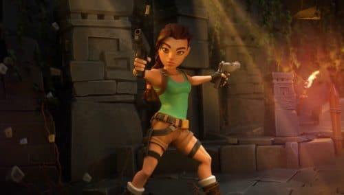 TombRaiderReloaded LaraCroft