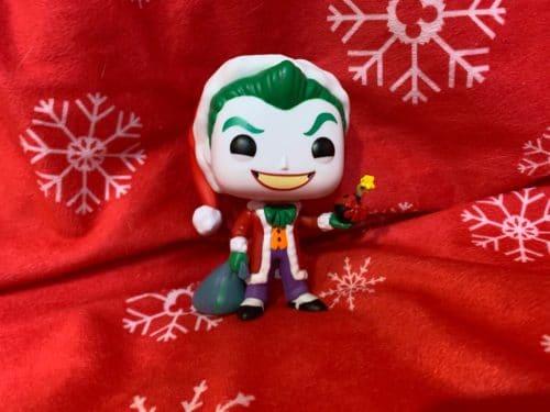 FunkoPopdiNatale Joker