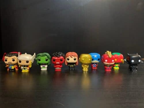PopCalendariodellAvventoMarvel80th Avengers