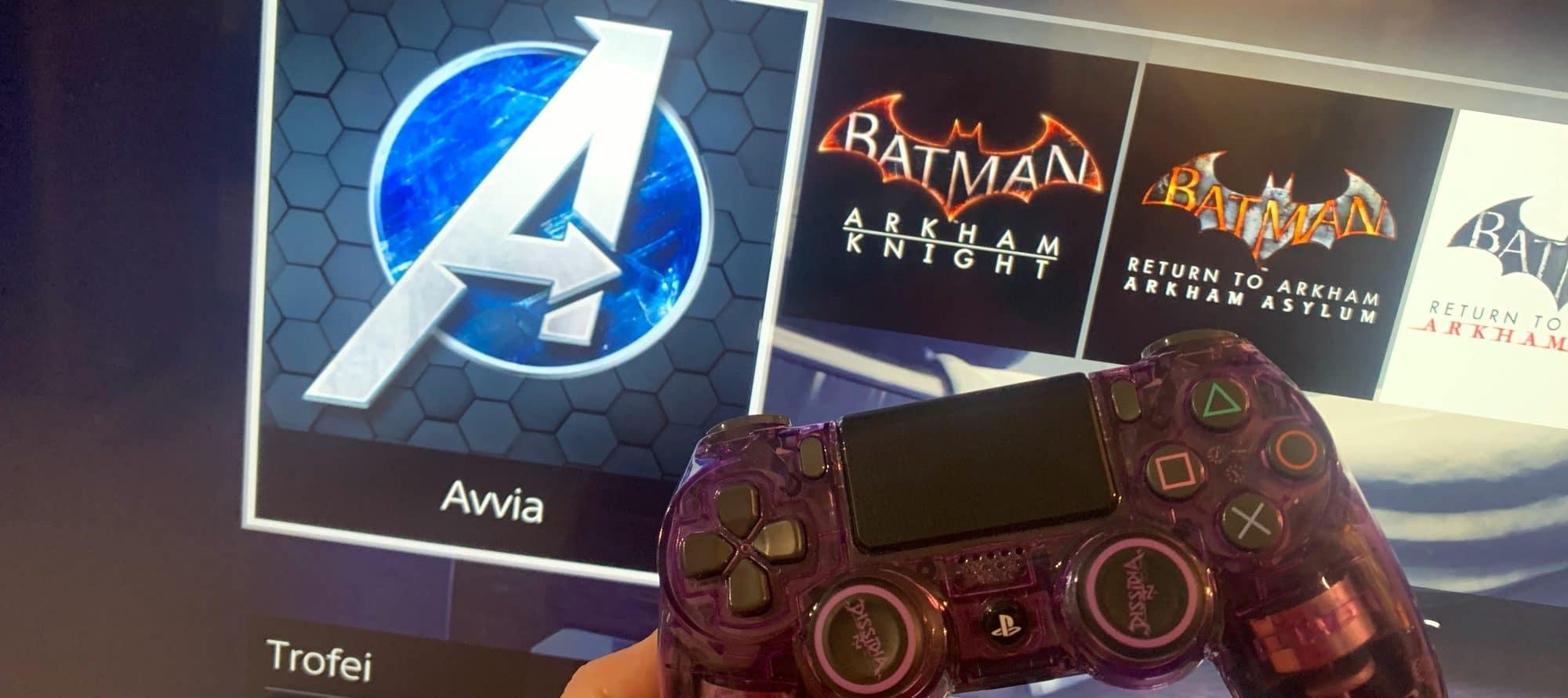 Header PlayStation ViolaTrasparente DEF