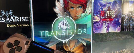 Transistor Copertina
